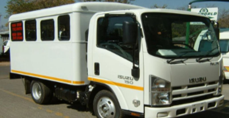 Customized Isuzu Truck